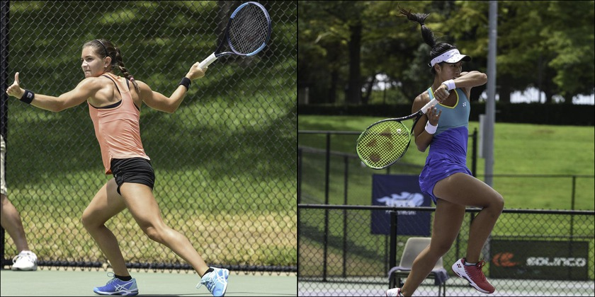 Hsu Repeats As Doubles Champion At Fort Worth Pro Tennis Classic $25k Pro Circuit Event