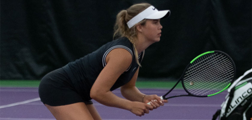 Onto the Quarterfinals at the Fort Worth Pro Women's Tennis Classic
